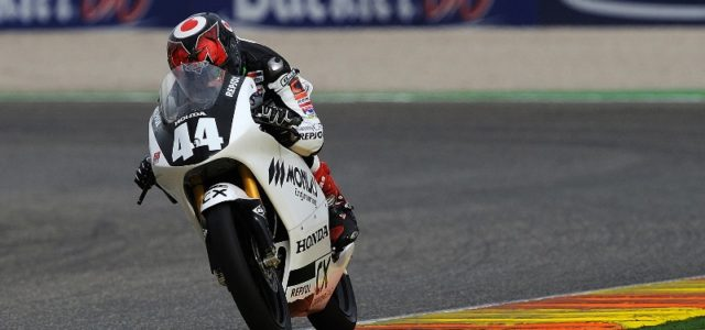 Miguel Oliveira takes pole, fastest lap and victory on new Moto3 bike at Valencia
