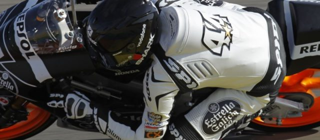 Spaniards finish first official test at Valencia in strong positions