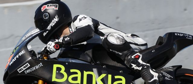 Moncayo and Faubel finish Jerez test again in the leading group