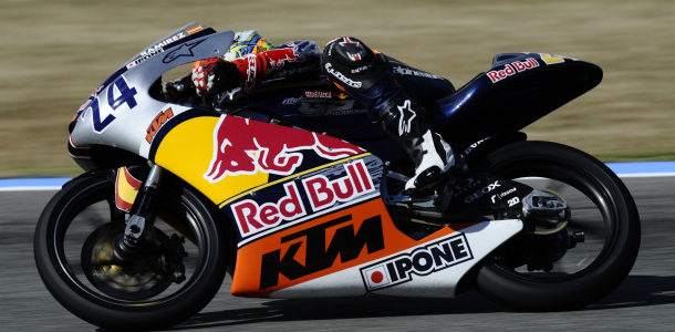 Ramirez on pole for first Rookies Cup race of 2012, fellow Spaniard Perez joins front row