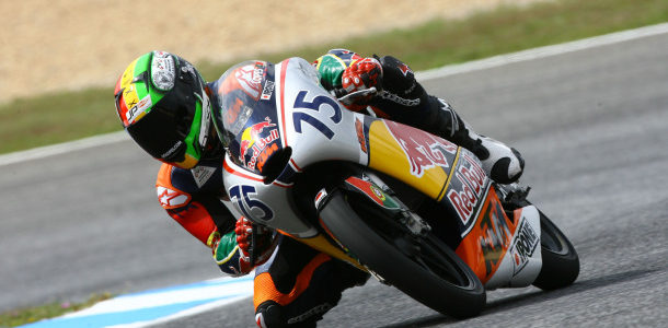 Home hero Ivo Lopes snatches pole position for second round of Rookies Cup