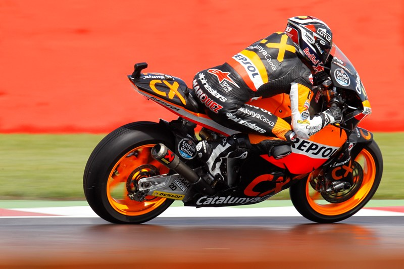 Marc Marquez Blog, British Grand Prix: Saving face