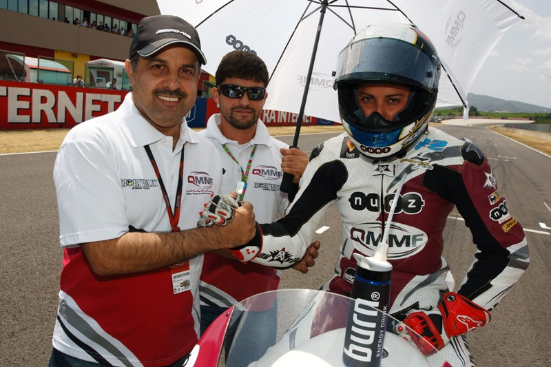 Rosell forced to retire from Italian Grand Prix with yet more bike problems