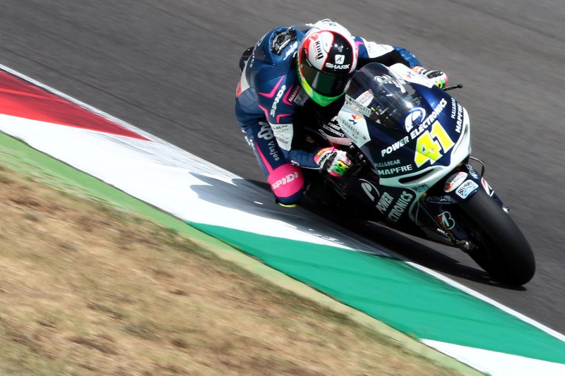 Espargaro bounces back from early run-off to take 13th at Mugello