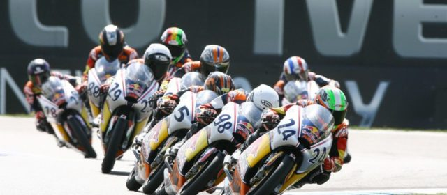 Ramirez back on the Rookies podium as Alt makes it a double win at Assen