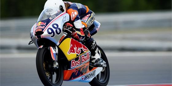 Local hero Karel Hanika takes pole in Brno, Martin and Ramirez on the pace