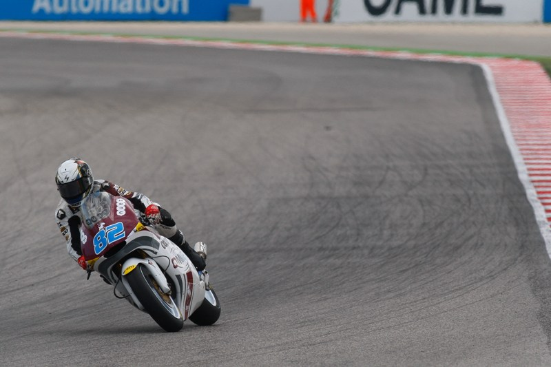 Rosell crashes out but looking forward to next round at Aragon