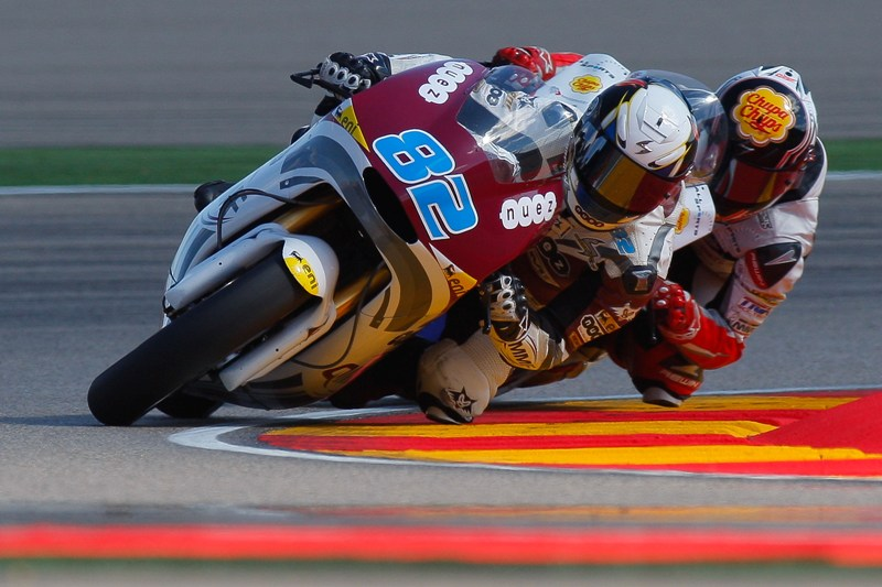 "Rosell takes hard-fought 27th after ""disaster"" crash in morning warm-up"