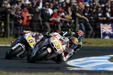 Bautista battles to hard-won fifth at Phillip Island