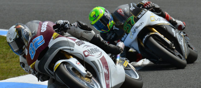 Elena Rosell takes personal best at Phillip Island