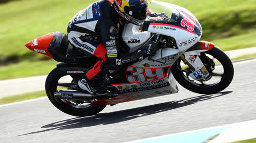Luis Salom aiming for strong race despite frustrating qualifying