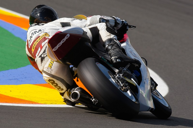 Technical problem stops Rosell in final qualifying of the season