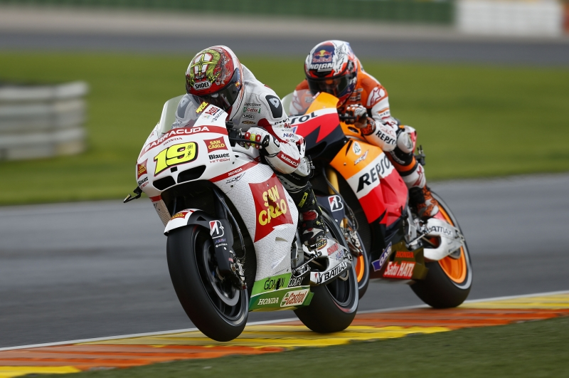 Bautista just misses out on podium finish but secures fifth place in the championship