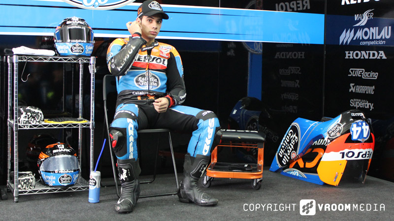 Miguel Oliveira: Exclusive end-of-season interview