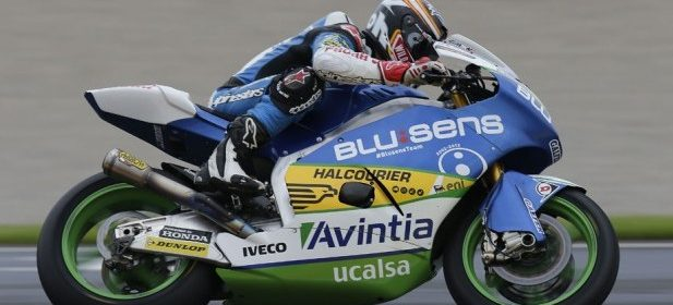 """Simon still left with things to improve but """"truly satisfied"""" after Valencia qualifying"""