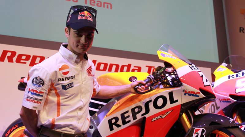 Repsol Honda Team Launch 2013: Exclusive Gallery