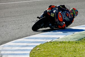 Ramirez, Red Bull Rookies Cup test, 12-13th March 2013, Jerez
