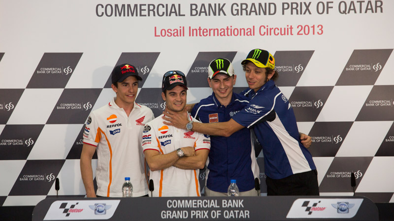 """Lorenzo: """"The competition will be very strong"""""""