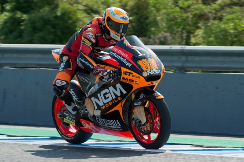 Cardus highly focused for French Grand Prix to make up for Jerez result