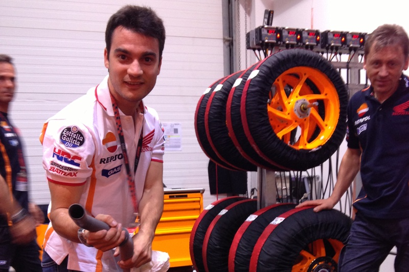 Dani Pedrosa Blog ahead of Le Mans: After another good weekend…