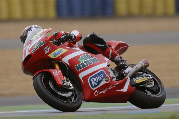 Moncayo happy with Le Mans weekend overall despite 17th in race