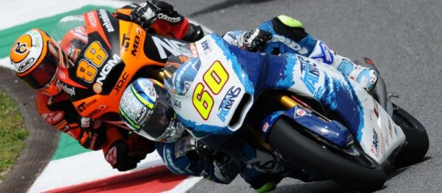 """Simon in a """"difficult moment"""" after struggling once again at Mugello"""