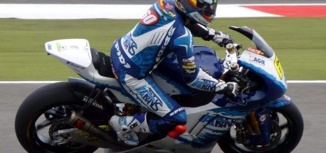 Simon disappointed to just miss out on top ten result at Assen but happy with step forward