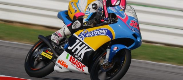 Viñales second on first day at Misano, Carrasco happy with effort so far