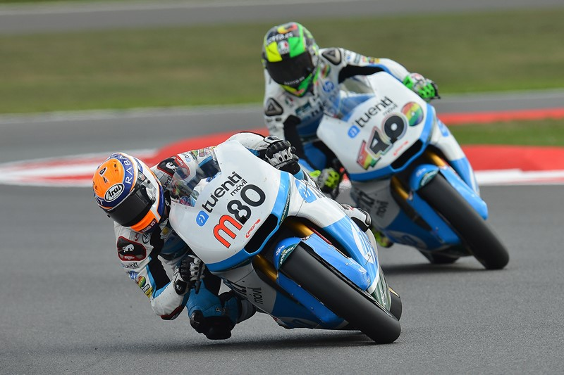 Rabat just off the podium after strong comeback, Espargaro struggling to 8th at Silverstone