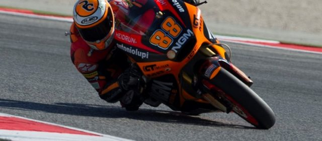 "Cardus 27th on the grid after ""one too many mistakes"" in qualifying at Misano"
