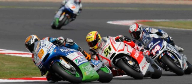 Barbera second in CRT battle at Silverstone