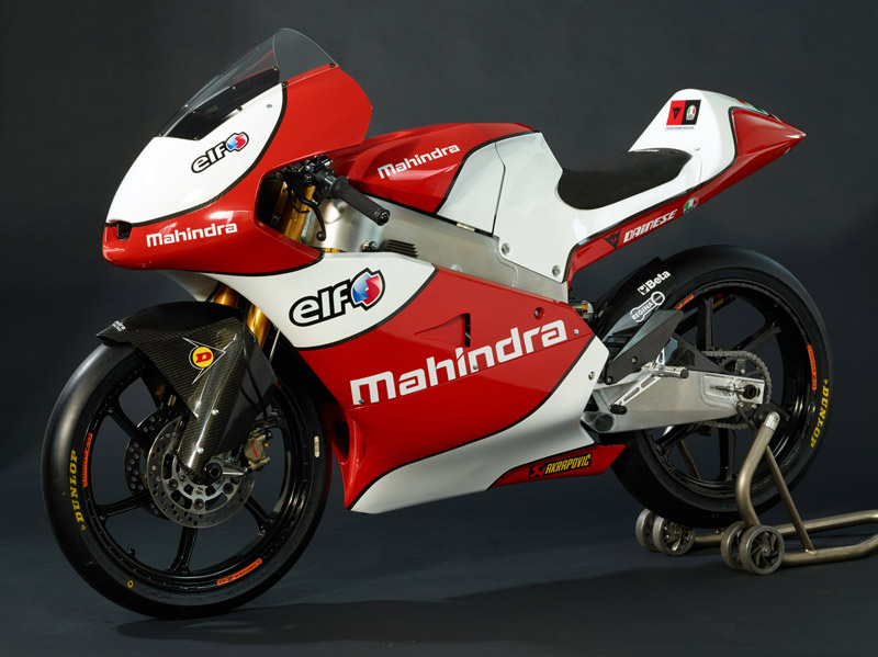 Industry news: Mahindra to supply Ambrogio Racing from Misano onwards