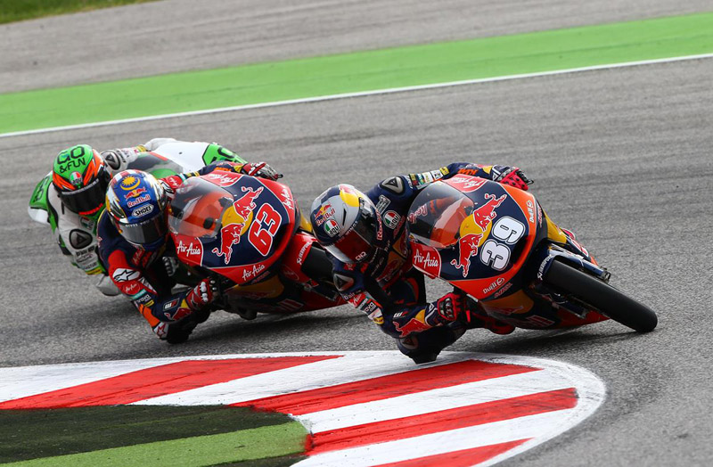 Luis Salom looking to repeat last year's victorious form at Aragon