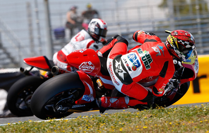 Moncayo fails to meet his objectives at Aragon