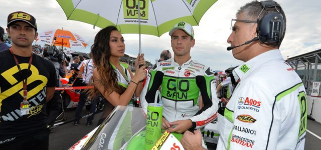 Podium stays the target for Bautista as overseas triple header comes to a close in Motegi