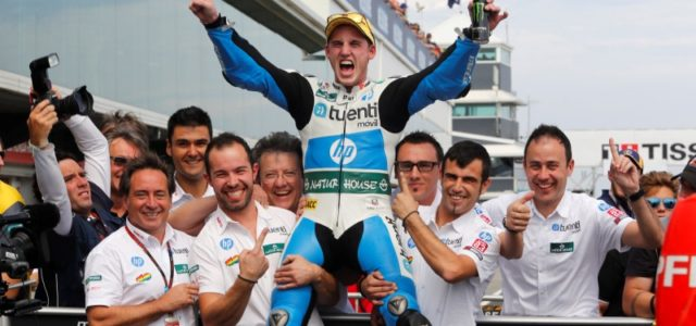Espargaro takes big step towards title with Australia win as Rabat finishes 8th, Pons 24th