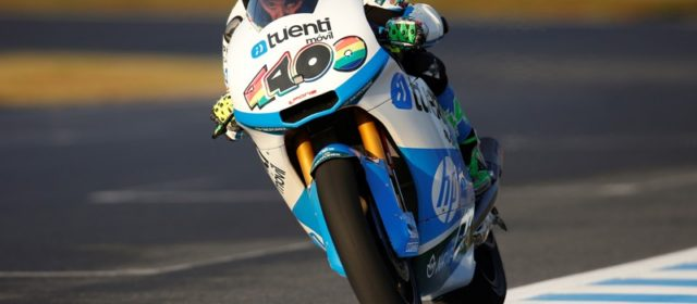 Rabat and Espargaro salvage 6th and 7th from complicated session, Pons qualifies 24th