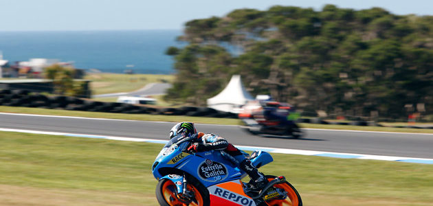 Day of trial and error for Alex Rins and Alex Marquez at Phillip Island