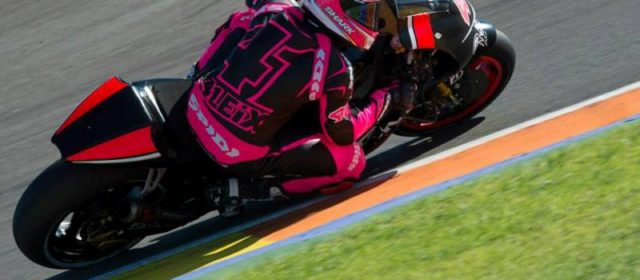 """Aleix Espargaro gets first taste of Yamaha FTR: """"I didn't expect the bike to be this good"""""""