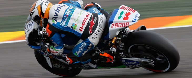Barbera just missing out on QP2 and starting from 13th at final round of 2013