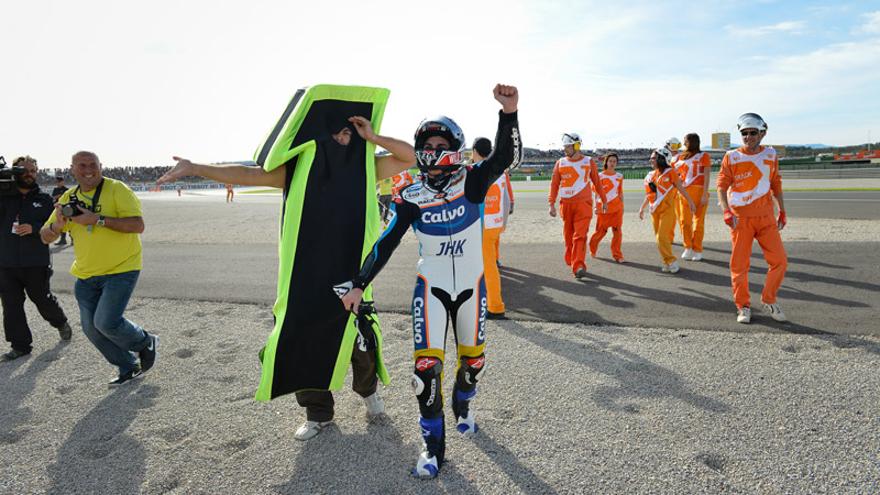 Maverick Viñales – 2013 Moto3 World Champion