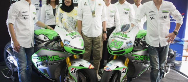 Aspar launches 2014 DRIVE M7 Aspar MotoGP squad at Sepang