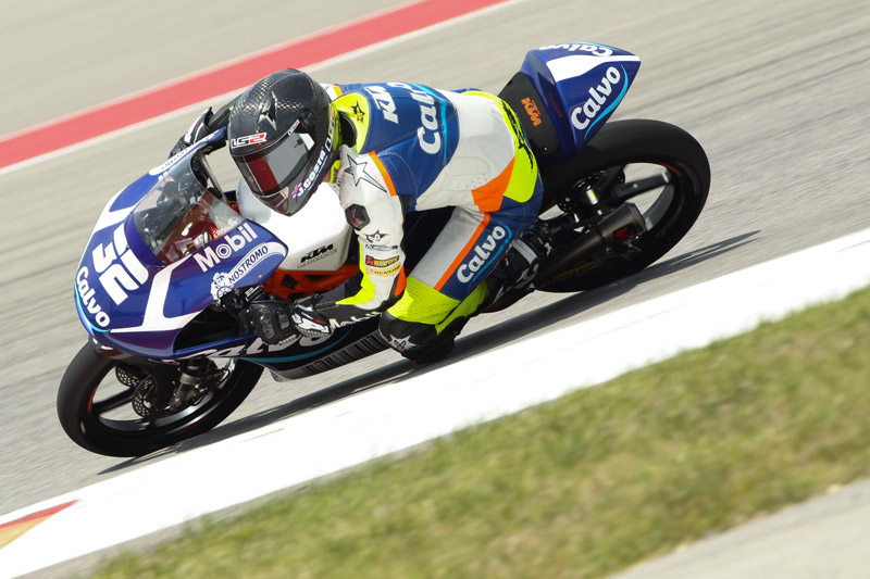 Isaac Viñales leaves Texas empty-handed, but ready to regain form