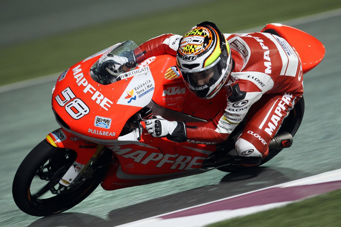 Juanfran Guevara excited and motivated for Austin GP