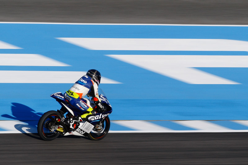 Isaac Viñales & Team Calvo off to a strong start in Jerez