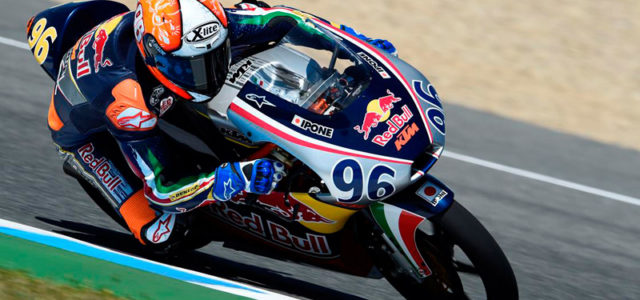 Red Bull Rookies: Pagliani and Gutierrez knock Martín from pole