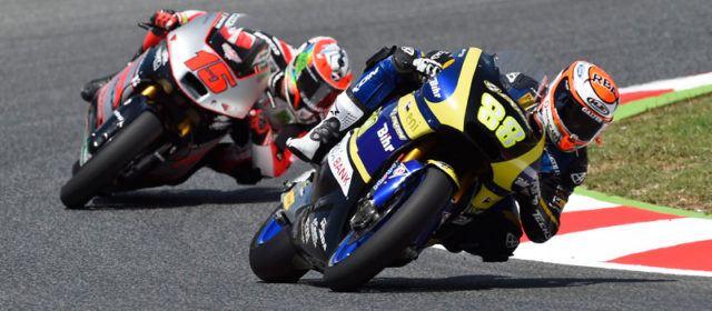 Personal best result for Ricky Cardus with 7th at Montmelo