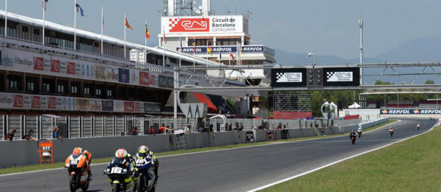 CEV Repsol, Barcelona: Quartararo, Raffin, Noyes and LLorens lead in fast qualifying