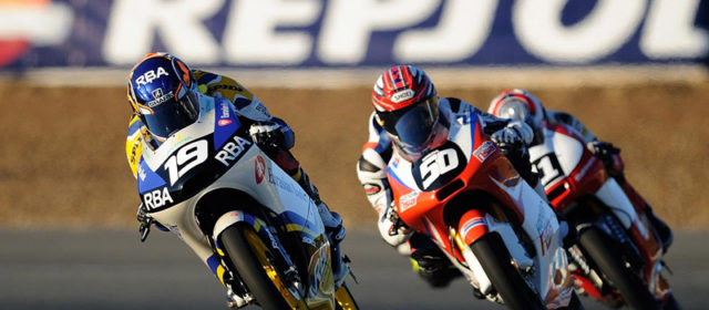 CEV Repsol arrives at Barcelona for 4th round