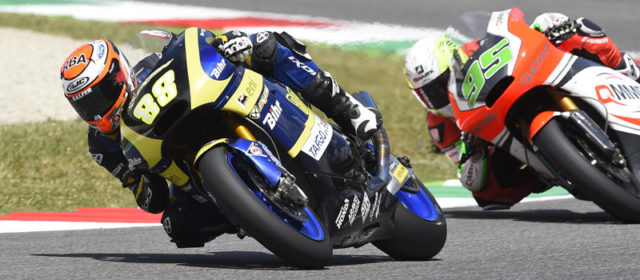 Ricky Cardus disappointed with difficult and challenging Mugello weekend